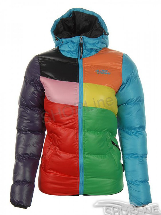 e6bca8f96d Bunda ALPINECROWN LADIES PADDED JACKET CHEER - ACPJ-32336-900 ...
