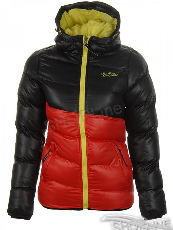 Bunda ALPINECROWN LADIES PADDED JACKET WAVE - ACPD-32337-655 ... 25d583aaabf