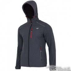 Bunda Softshell 4f M - H4L17-SFM002-DARK GREY