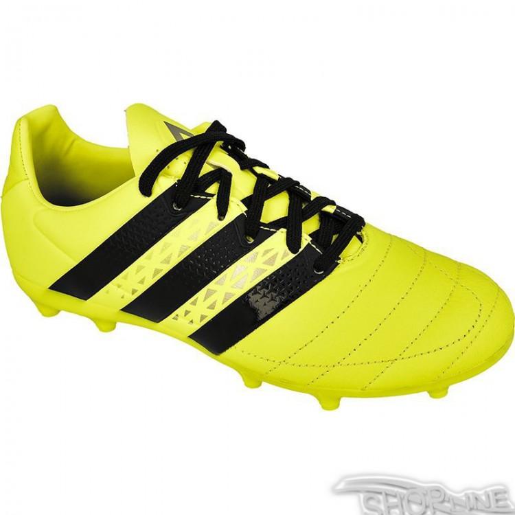 9e8ae5d8b Kopačky Adidas ACE 16.3 FG Jr Leather - S79721 | Shopline.sk