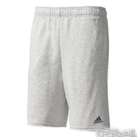 Kraťasy Adidas Essentials Raw Hem French Terry Short M - BK7459