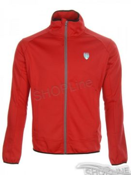 Mikina ALPINECROWN MENS SOFTSHELL JACKET TOMMY - ACSHJ-201323-655