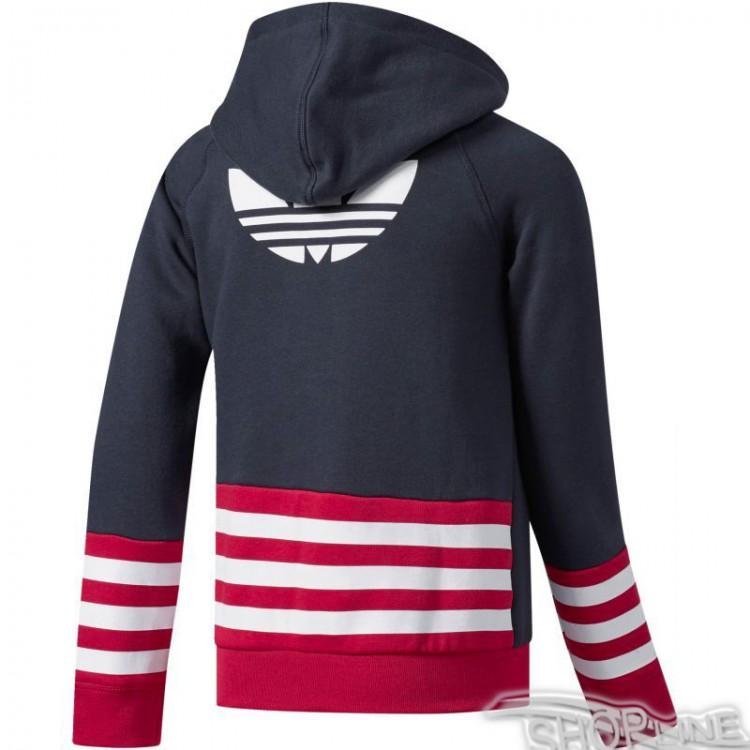 3ffc167a5b Mikina Adidas ORIGINALS J Fleece Hoodie Junior - S96071. Mikina ...