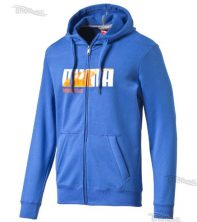 Mikina PUMA FUN INJ FULL-ZIP HOODY SWEAT - 832275-08
