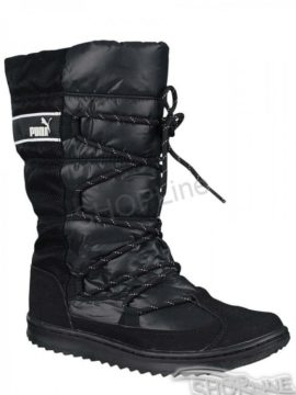 Obuv PUMA SNOW NYLON BOOT WN - 354349-01