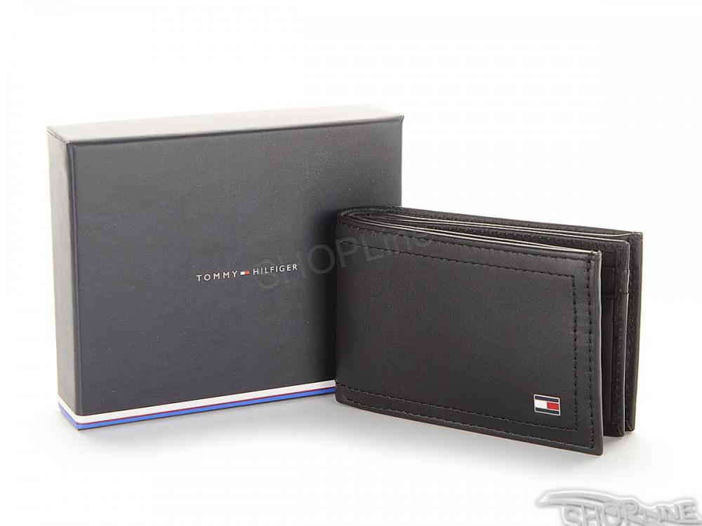 Peňaženka Tommy Hilfiger Harry Mini Cc Flap And Coin Pocket - AM0AM01257002 80299b5c51a