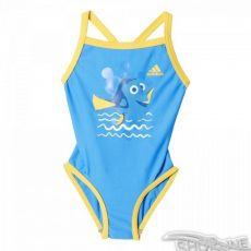 Plavky Adidas Infants Disney Nemo One Piece Kids - AJ7788