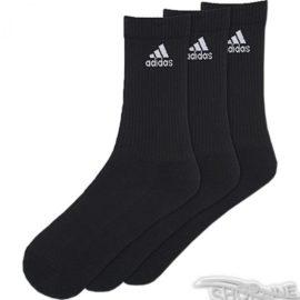 Ponožky Adidas 3 Stripes Performance Crew 3pak - AA2298