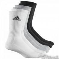 Ponožky Adidas Adicrew 3pak - Z25558