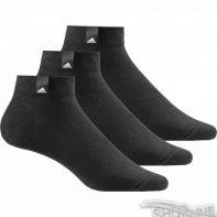 Ponožky Adidas Performance LA Ankle 3pak - AA2484