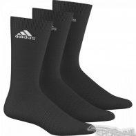 Ponožky Adidas Performance Thin Crew Socks 3pak  - AA2330