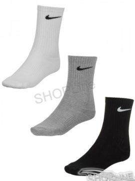 Ponožky NIKE 3PPK CUSHION CREW - SX4700-901