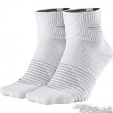 Ponožky Nike Performance Lightweight Quarter Sock 2pak - SX5198-100