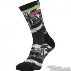 Ponožky Reebok CrossFit Printed Crew U - CD1157