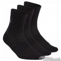 Ponožky Reebok Sport Essentials Mid Crew Sock 3pak - AJ6246