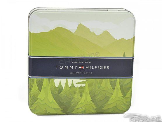 Ponožky Tommy Hilfiger 372008001 - 372008001200