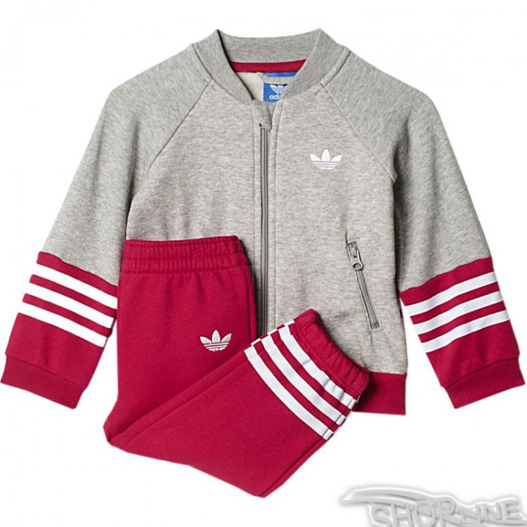 2389d6b0a48a5 Súprava Adidas ORIGINALS Fleece Superstar Set Kids - S95967 ...