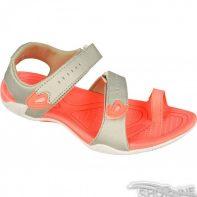 Sandále 4f W - H4L17-SAD002-SREBRNY