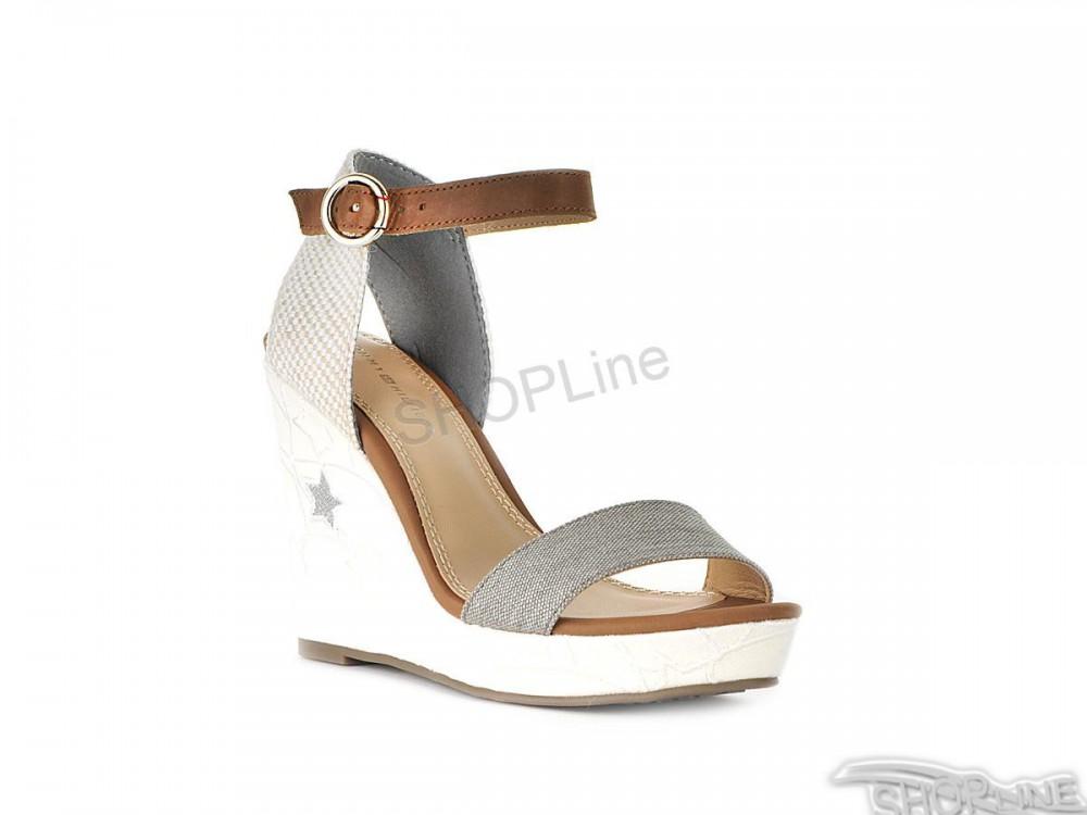 Sandále Tommy Hilfiger Edel 10D1 - FW0FW01096121  bd6c556bda7