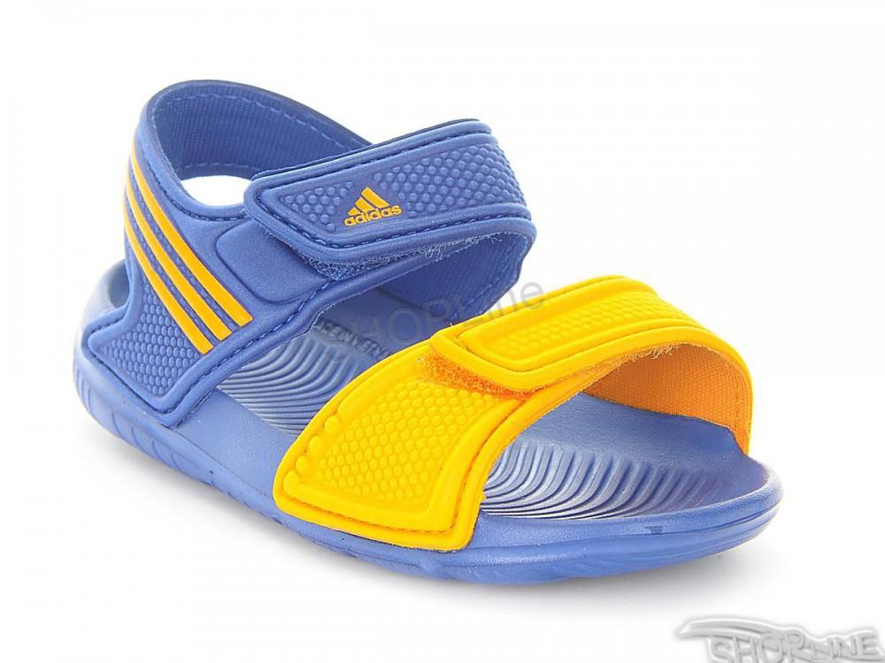 e9466f11b2b5 Sandálky Adidas Akwah 9 I - S74682