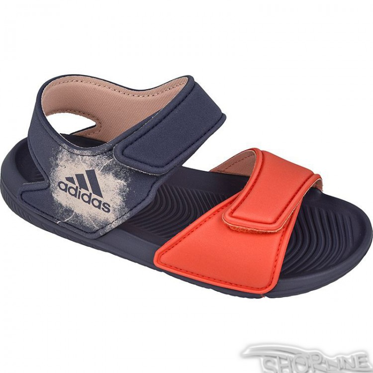 Sandálky Adidas AltaSwim I Kids - BA9287  6716fed80ed