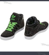Skate obuv Adidas Originals Hardcourt Hi Canvas - Q22030