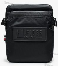 TAŠKA TOMMY HILFIGER CITY NYLON REPEPORTER - AM0AM02320002