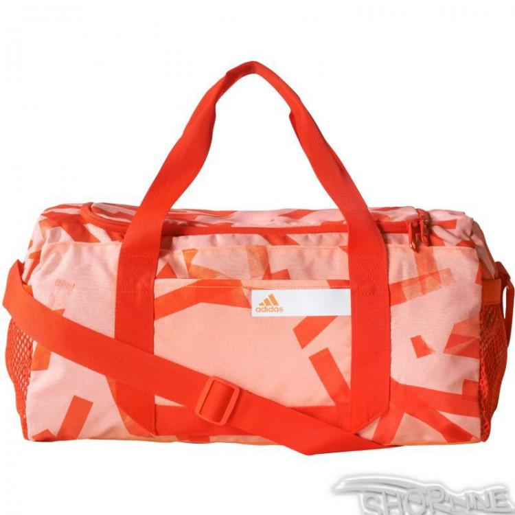 81b9f64831 Taška Adidas Good Graphic Team Bag Small W - BR6970