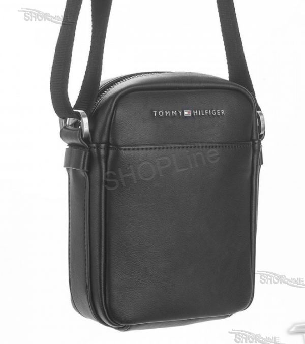 Taška Tommy Hilfiger TH City Mini Reporter - AM0AM01941002  85ce62e2680