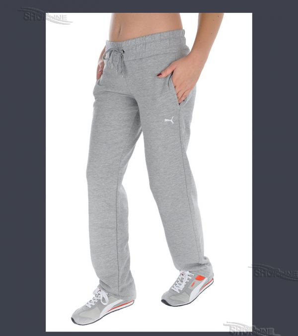 598bb3b3c1c0 Tepláky PUMA WOMEN SWEAT PANTS - 830703-02