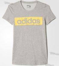 Tričko Adidas ESS LINEAR TEE - AY4834