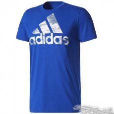 Tričko Adidas Essentials Bos Foil Regular Tee M - CD9210