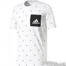 Tričko Adidas Essentials Graphic Pocket Tee M - BS2187