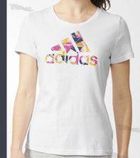 Tričko Adidas Foil Logo Tee - AI6138