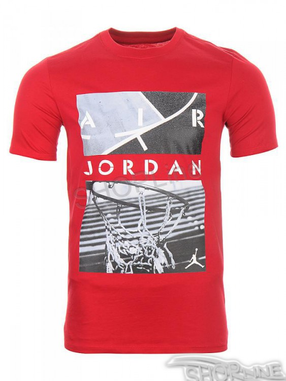 Tričko Nike Air Jordan Playground Tee - 689130-687  7e643c7eb1