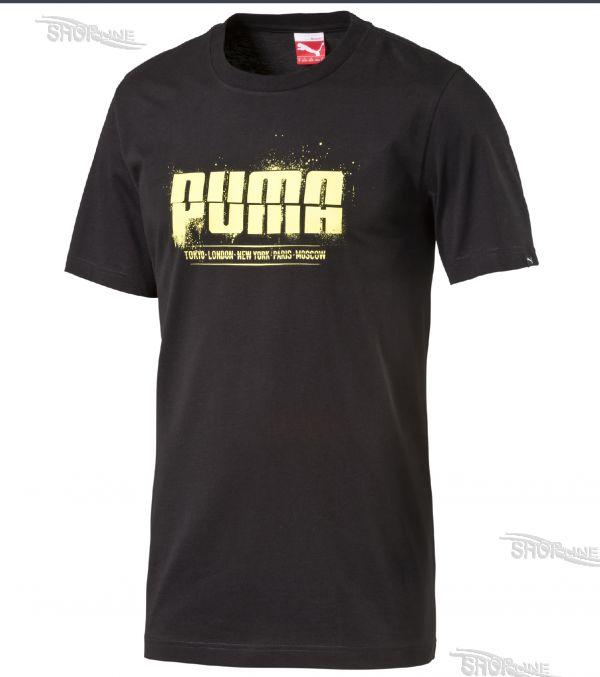Tričko Puma Around the World Tee - 832429-01  059a95f218d
