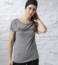 Tričko Reebok Elements Logo Tee - AY2032