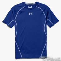 Tričko Under Armour HeatGear Compression Shortsleeve M - 1257468-400