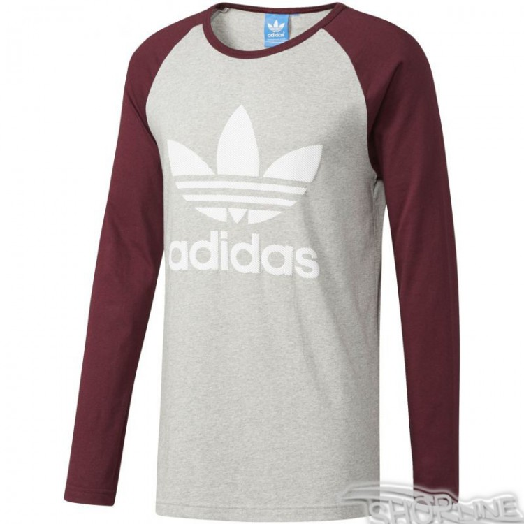 Tričko adidas ORIGINALS Essentials Longsleeve Tee M - AY8250 ... 5b17aaf85e9