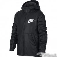 Bunda Nike Sportswear Lined Fleece Junior - 856195-010