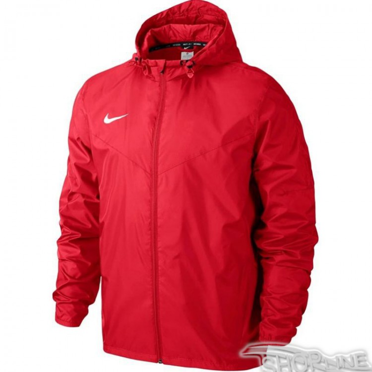 Bunda Nike Team Sideline Rain Jacket Junior - 645908-657  14fb008403a