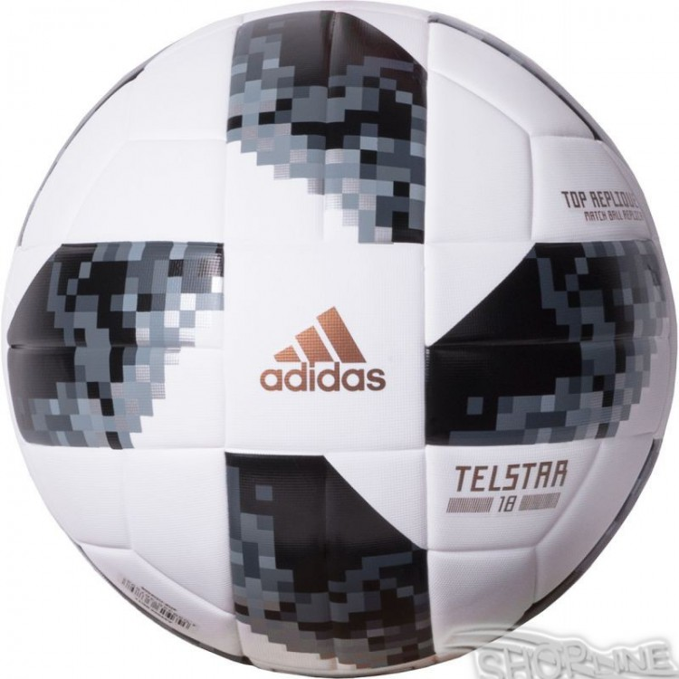 b73f88d6c Lopta Adidas Telstar World Cup 2018 Russia Top Replique - CE8091 ...