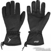 Lyžiarske rukavice Outhorn W - HOZ17-RED601-CZARNY