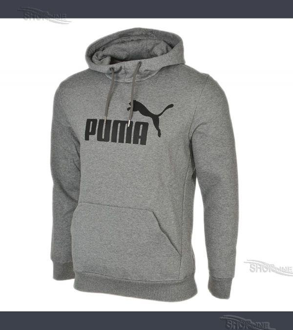 Mikina Puma ESS NO.1 LOGO HOODY - 838257-03. Mikina ... 931d17c898d