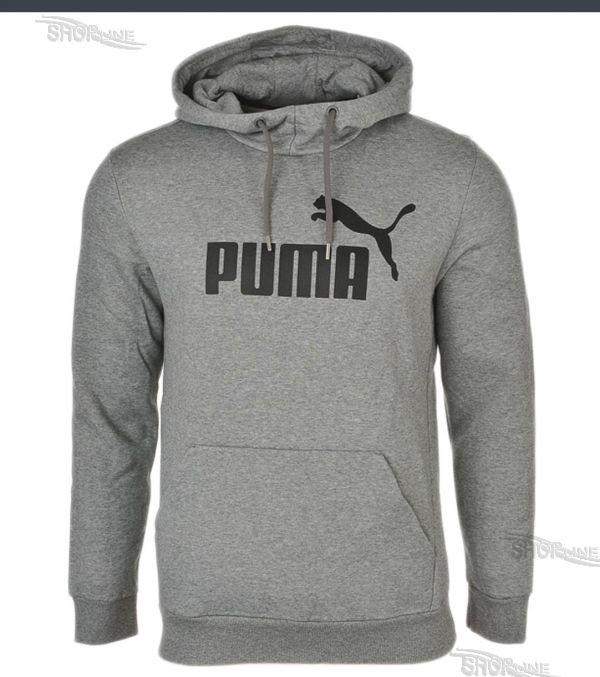 Mikina Puma ESS NO.1 LOGO HOODY - 838257-03  d06a8568acd