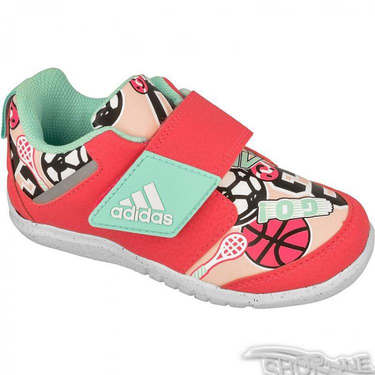 1bc14c8c1 Obuv Adidas FortaPlay AC I Kids - CG3127   Shopline.sk