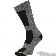 Termo ponožky Outhorn M - HOZ17-SOMN600-SZARY-MELANZ