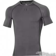 Tričko Under Armour HeatGear Compression Shortsleeve - 1257468-040