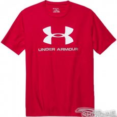 Tričko Under Armour Sportstyle Logo M - 1257615-600