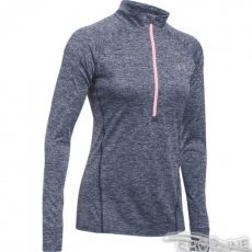 Tričko Under Armour Tech 1/2 Zip Twist W - 1270525-410